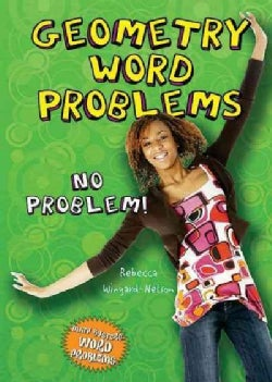 Geometry Word Problems: No Problem! (Hardcover)
