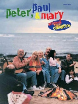 Peter, Paul & Mary: Around the Campfire, Guitar Tab (Paperback)