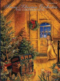 Trans-siberian Orchestra - the Christmas Attic (Paperback)