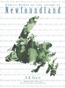 Family Names of the Island of Newfoundland (Hardcover)