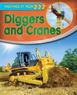 Diggers and Cranes (Hardcover)