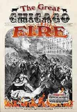 The Great Chicago Fire (Paperback)