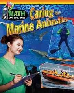 Caring for Marine Animals (Hardcover)