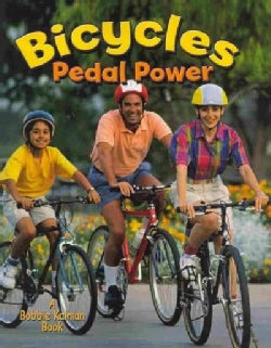 Bicycles: Pedal Power (Paperback)