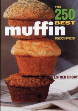 The 250 Best Muffin Recipes (Paperback)