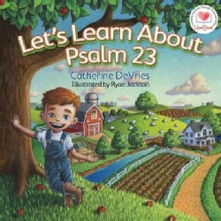 Let's Learn About Psalm 23 (Board book)