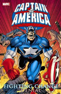 Captain America: Fighting Chance 1 (Paperback)