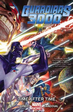 Guardians 3000 1: Time After Time (Paperback)