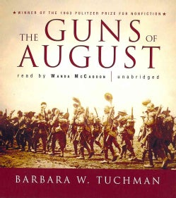 The Guns of August (CD-Audio)