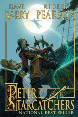 Peter and the Starcatchers (Paperback)