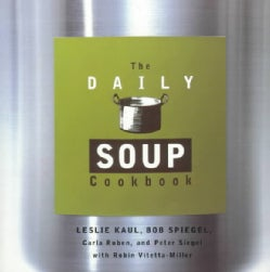 The Daily Soup Cookbook (Paperback)