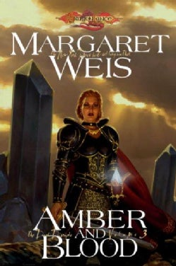 Amber and Blood: The Dark Disciple (Paperback)