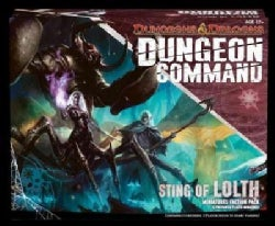 Sting of Lolth: Miniatures Faction Pack (Game)