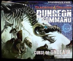 Dungeon Command: Curse of Undeath: A Dungeons and Dragons Expansion Pack (Game)