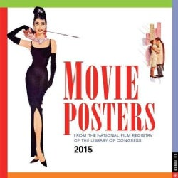 Movie Posters 2015 Wall Calendar: From the National Film Registry of the Library of Congress (Calendar)