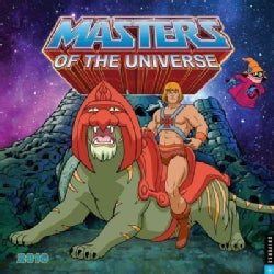 He-man and the Masters of the Universe 2016 Calendar (Calendar)