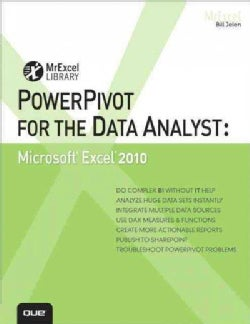 PowerPivot for the Data Analyst: Microsoft Excel 2010 (Paperback)