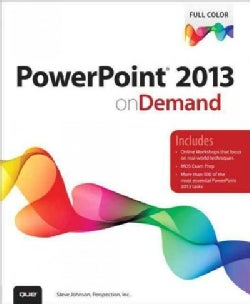 Powerpoint 2013: On Demand (Paperback)