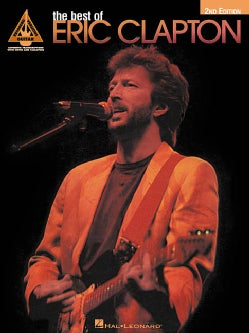 Best of Eric Clapton: Recorded Version (Paperback)