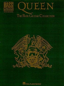 Queen: The Bass Guitar Collection (Paperback)