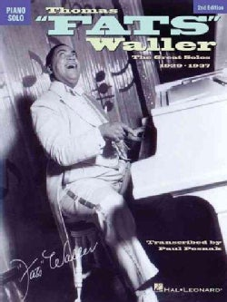 Thomas Fats Waller: The Great Solos, 1929-1937 (Paperback)