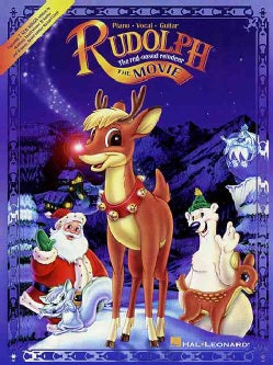 Rudolph the Red-nosed Reindeer: The Movie (Paperback)
