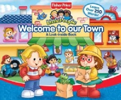 Welcome to Our Town (Board book)