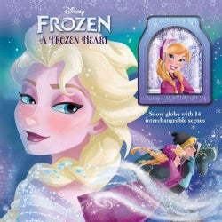 A Frozen Heart: Storybook and Snowglobe