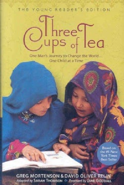 Three Cups of Tea: Young Readers Edition (Hardcover)