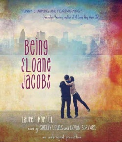 Being Sloane Jacobs (CD-Audio)