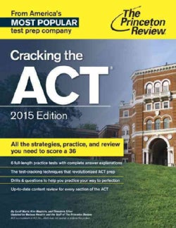 Cracking the ACT 2015 (Paperback)