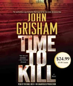 A Time to Kill (CD-Audio)