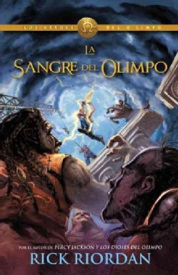 La sangre de Olimpo / The Blood of Olympus (Paperback)