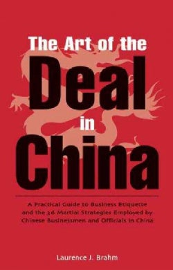 The Art of the Deal in China (Paperback)