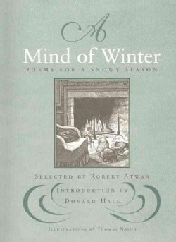 A Mind of Winter: Poems for a Snowy Season (Paperback)