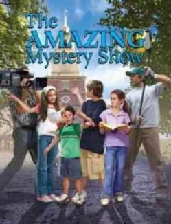 The Amazing Mystery Show (Hardcover)