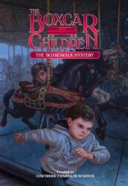 The Boardwalk Mystery (Hardcover)
