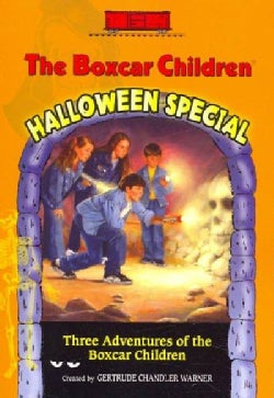 The Boxcar Children Halloween Special (Paperback)