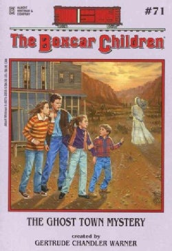 The Ghost Town Mystery (Paperback)