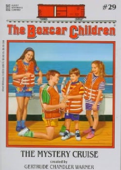 The Mystery Cruise (Paperback)