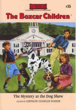 The Mystery at the Dog Show (Paperback)