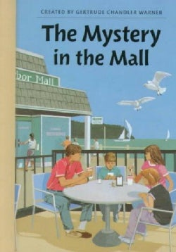 The Mystery in the Mall (Hardcover)