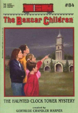The Haunted Clock Tower Mystery (Paperback)
