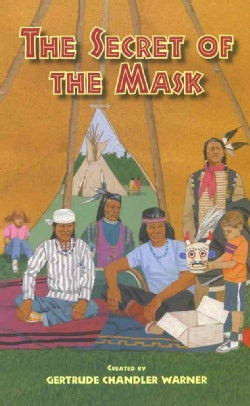 The Secret of the Mask (Hardcover)