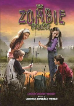 The Zombie Project (Hardcover)