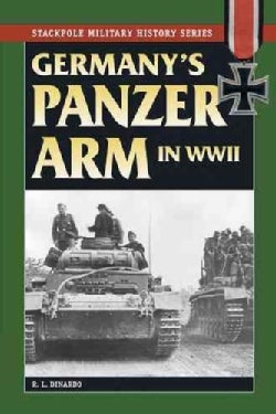 Germany's Panzer Arm in World War II (Paperback)