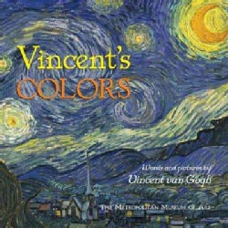 Vincent's Colors: Words And Pictures by Vincent Van Gogh (Hardcover)