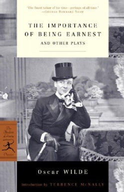 The Importance of Being Earnest: And Other Plays (Paperback)