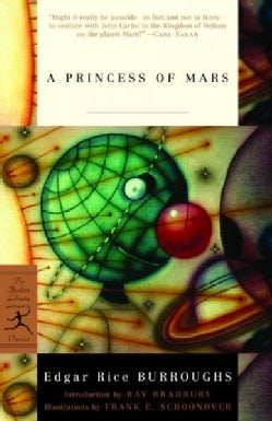 A Princess of Mars (Paperback)