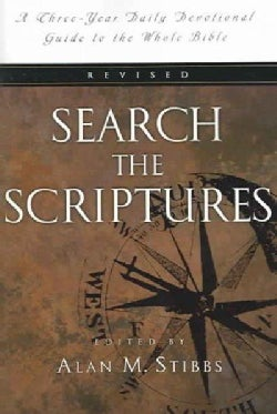 Search the Scriptures: A Study Guide to the Bible : New NIV Edition (Paperback)